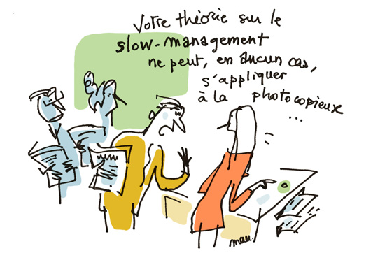 Mau - dessin - Methodes de management